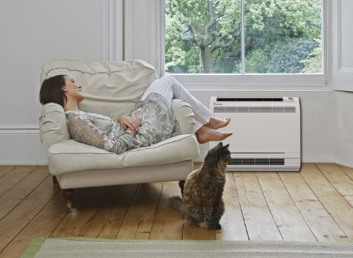 Air Conditioning in Home